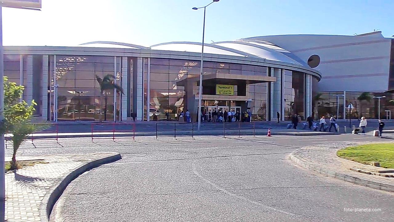 Египет. Шарм-эль-Шейх. Аэропорт.