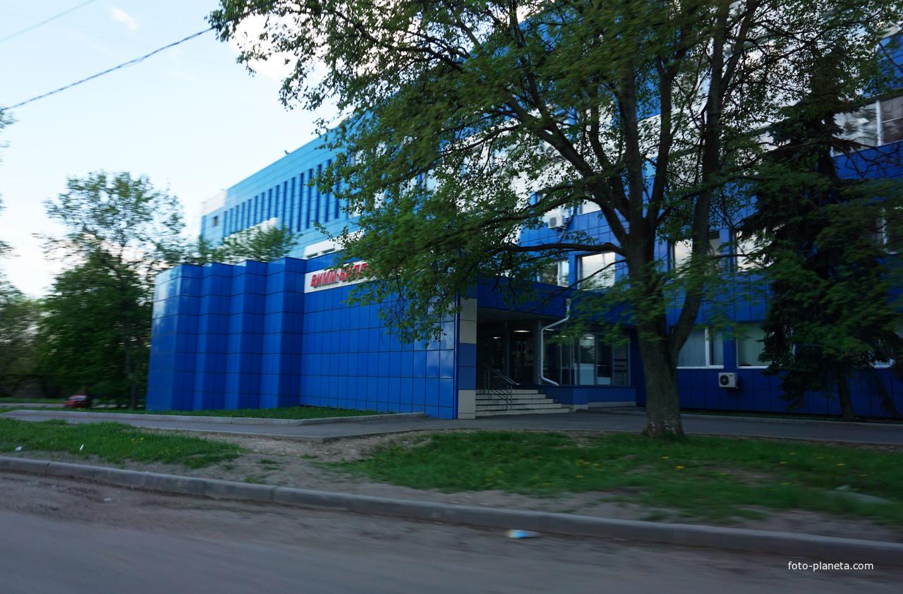 Бывший Коломенский молочный комбинат, административное здание 1976 года