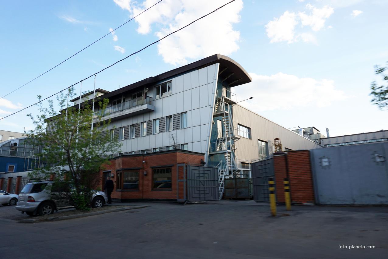 БЦ Kotlyakovo Plaza