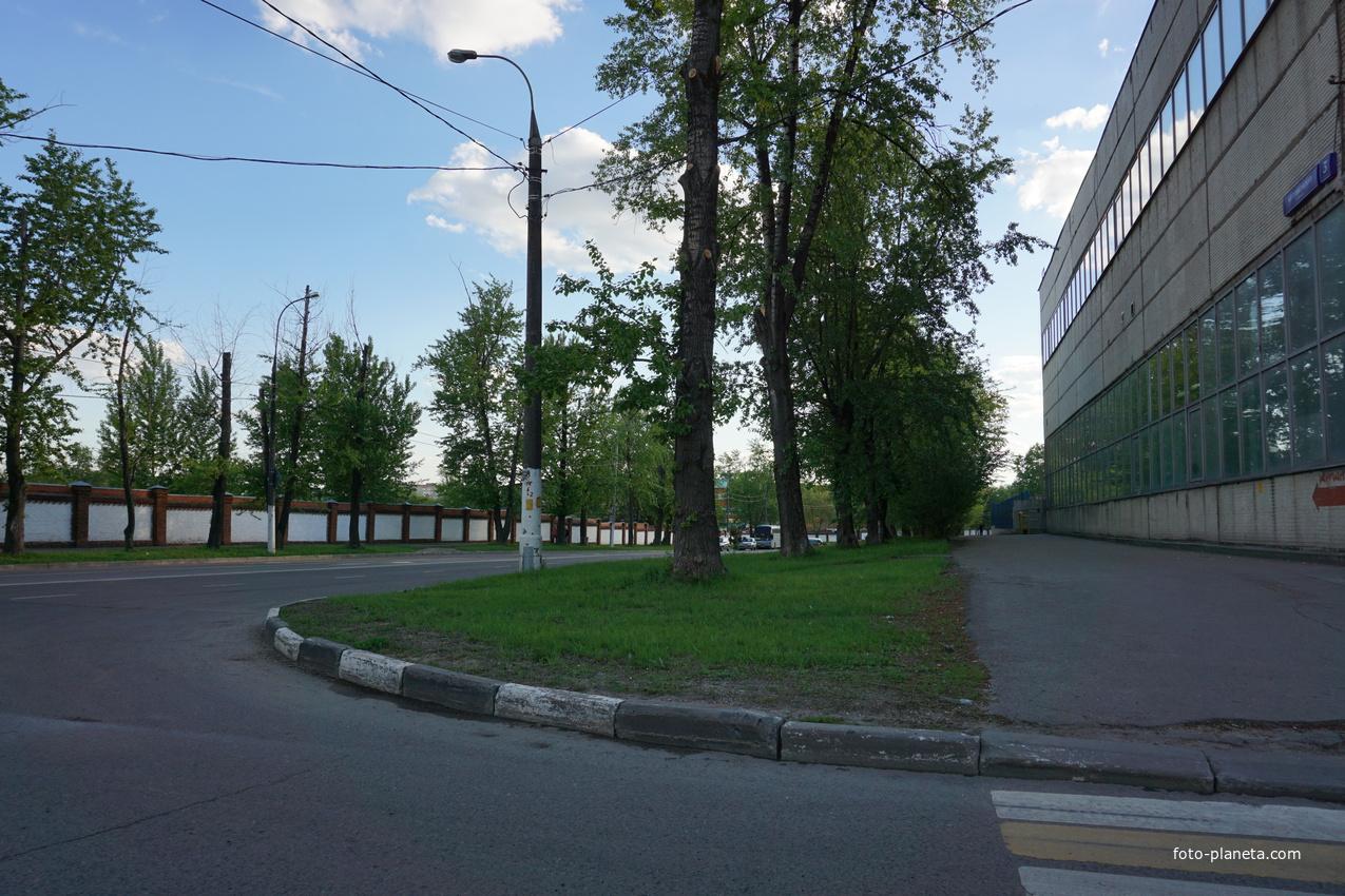 Котляковская улица