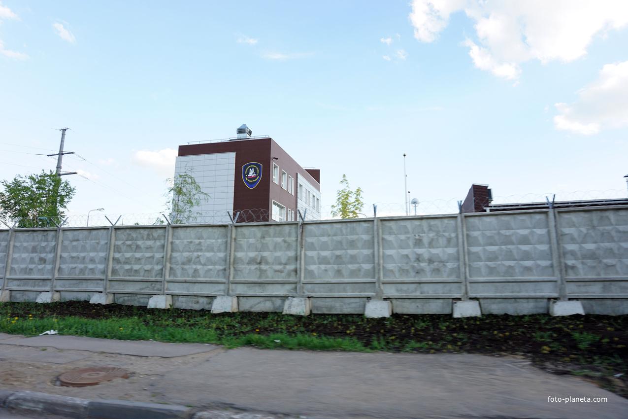 Центр кинологической службы ГУ МВД России по Москве