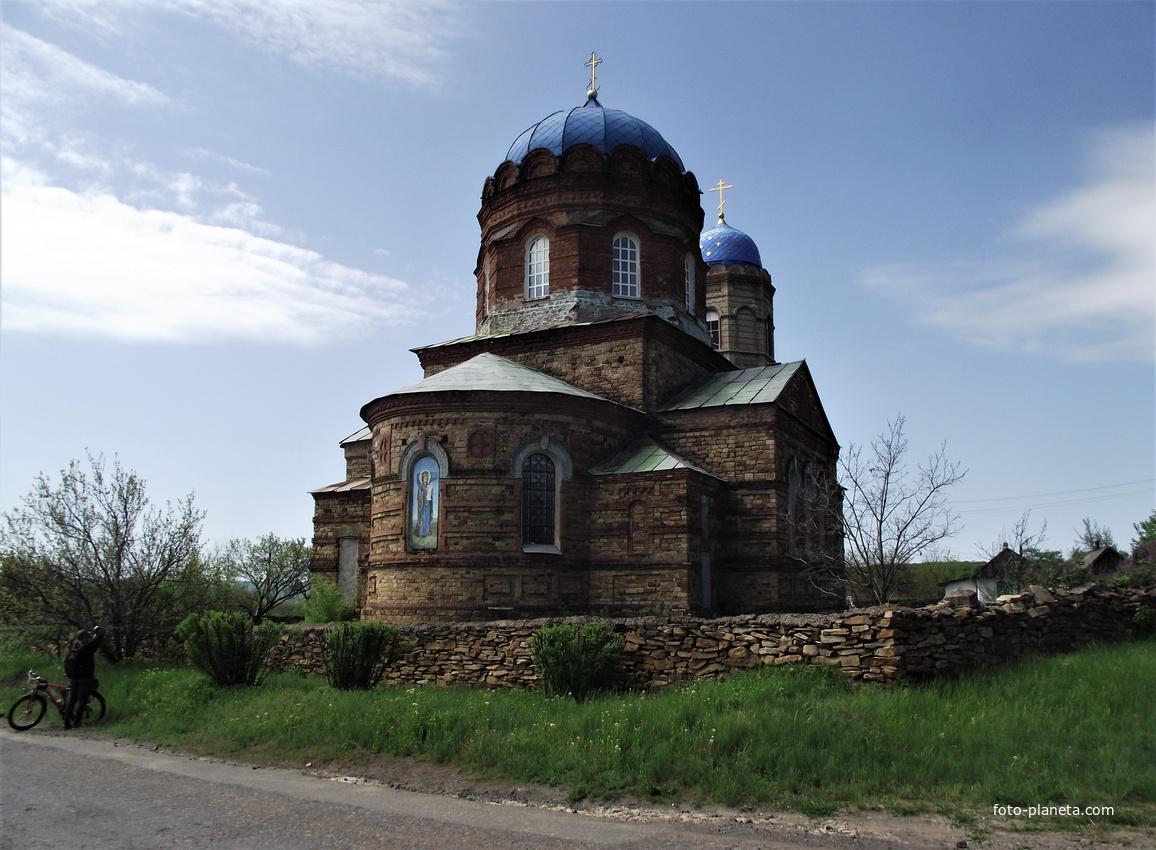 Церковь Успения Пресвятой Богородицы.