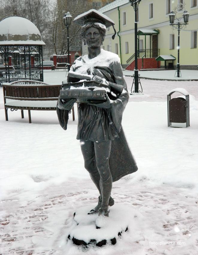 Полоцк. Студент