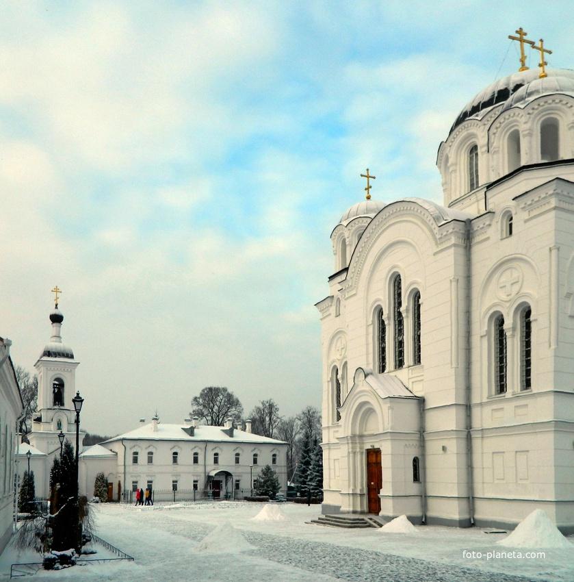Полоцк. Спасо-Ефросиниевский монастырь