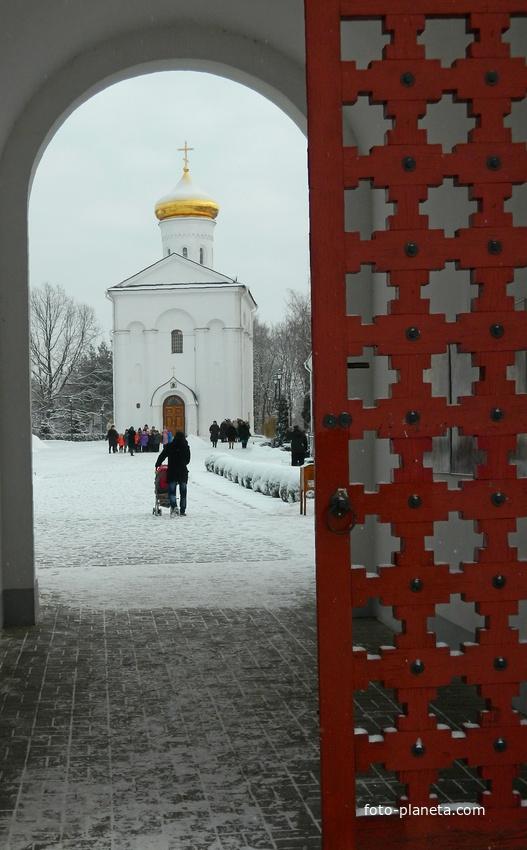 Полоцк. Спасо-Ефросиниевский монастырь\Спасо-Преображенский собор. 1161 г