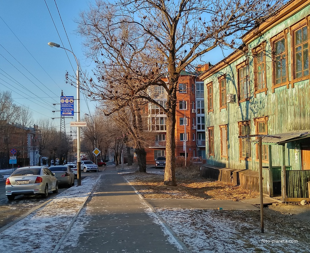ул. Истомина