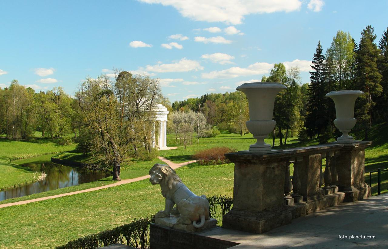 Площадка Большой Каменной лестницы