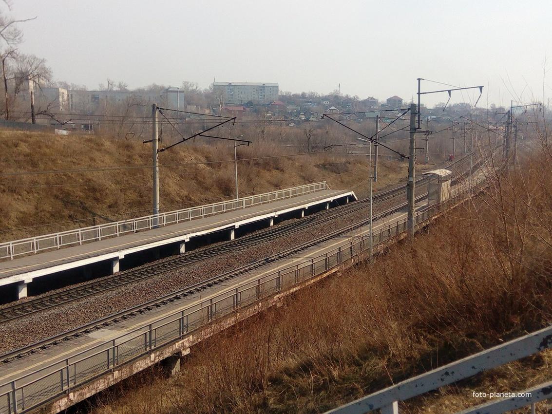 Платформа Северная