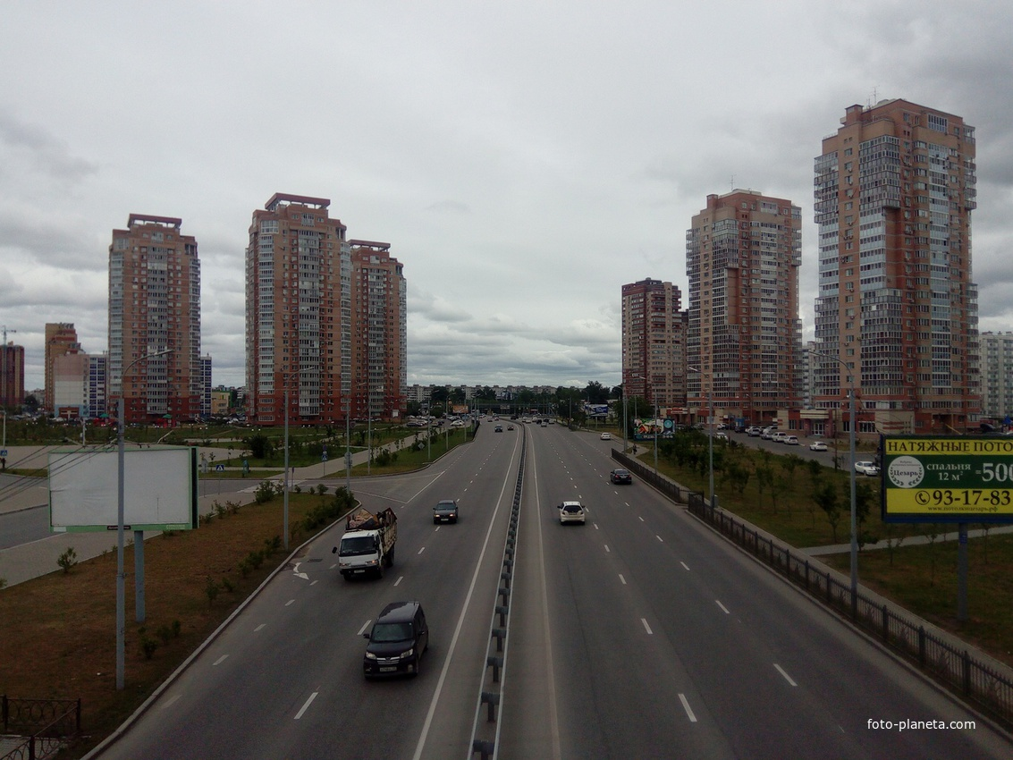 Улица Павла Морозова