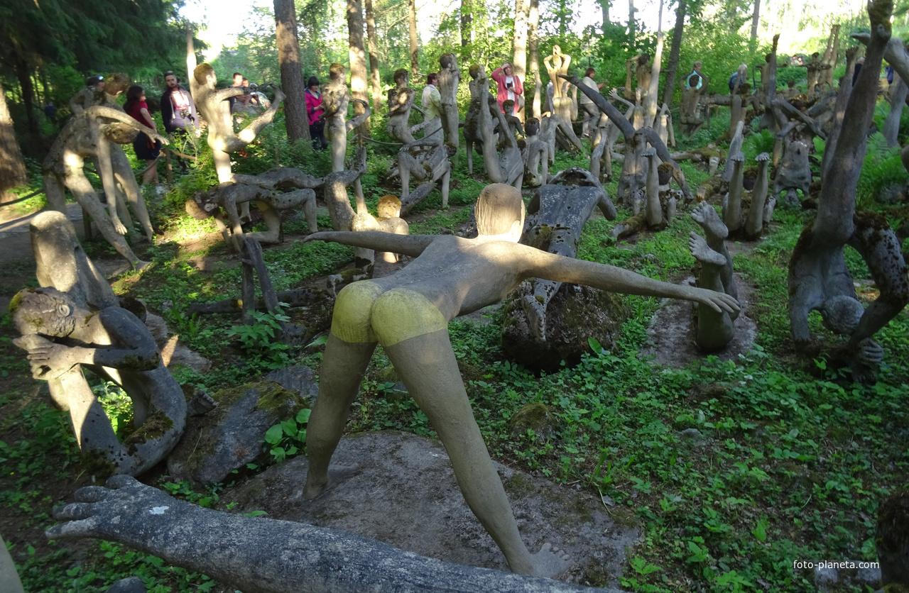 Парк скульптур Патсаспуйсто