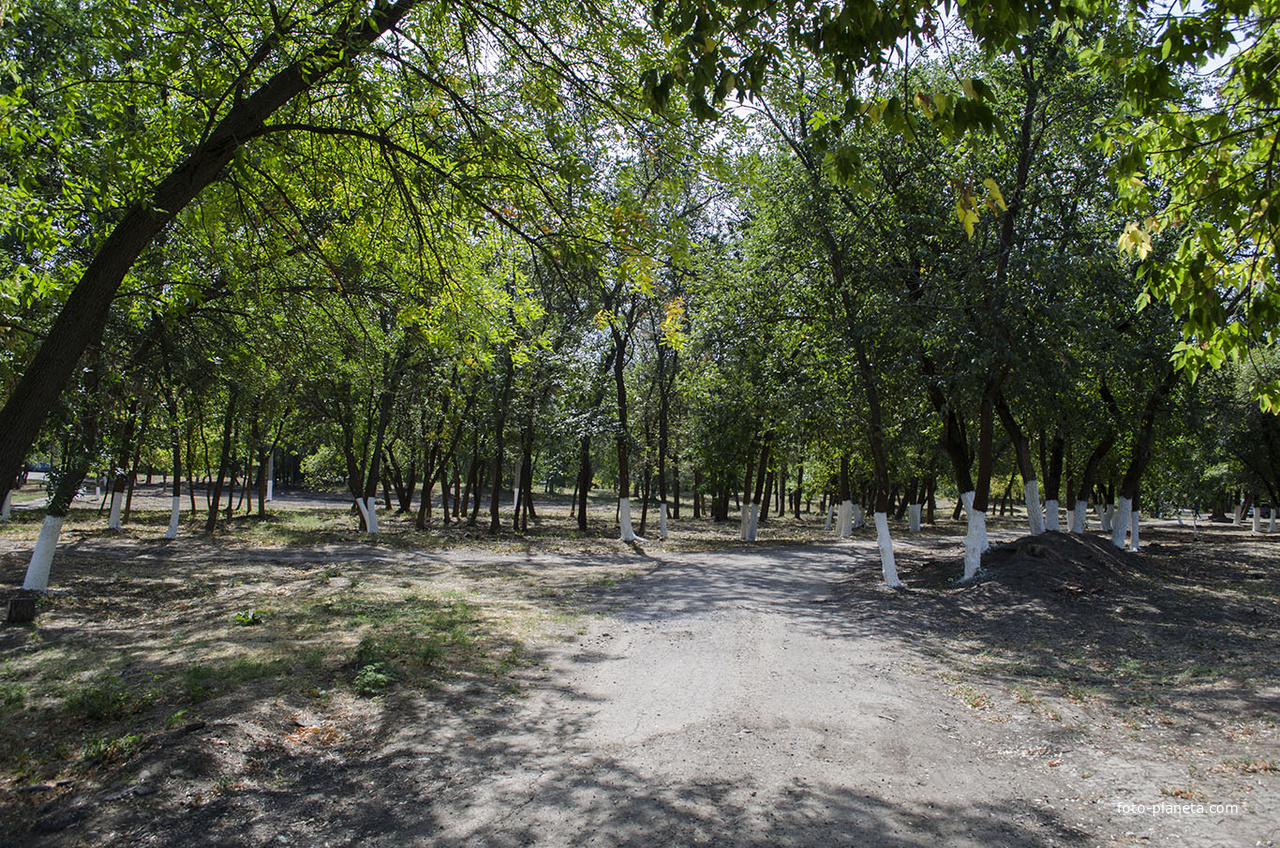 Парк Маяковского.