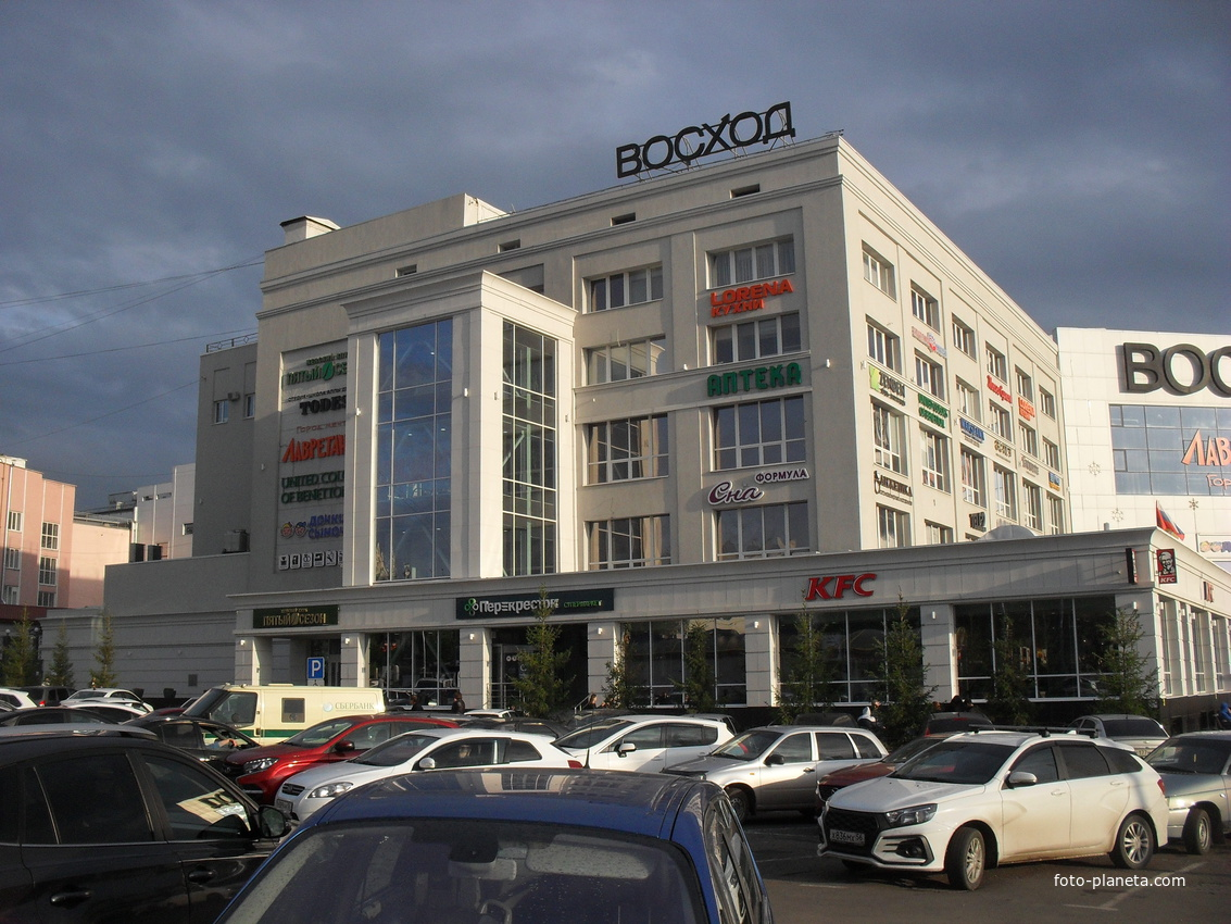 ТРЦ ВОСХОД