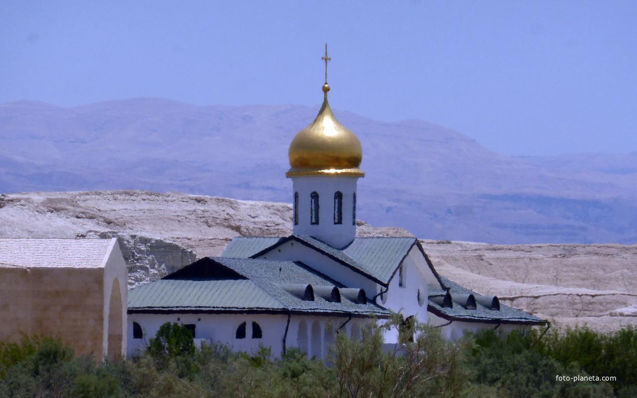 Храм св. Иоанна Предтечи при Странноприимном доме (22.6.2018).
