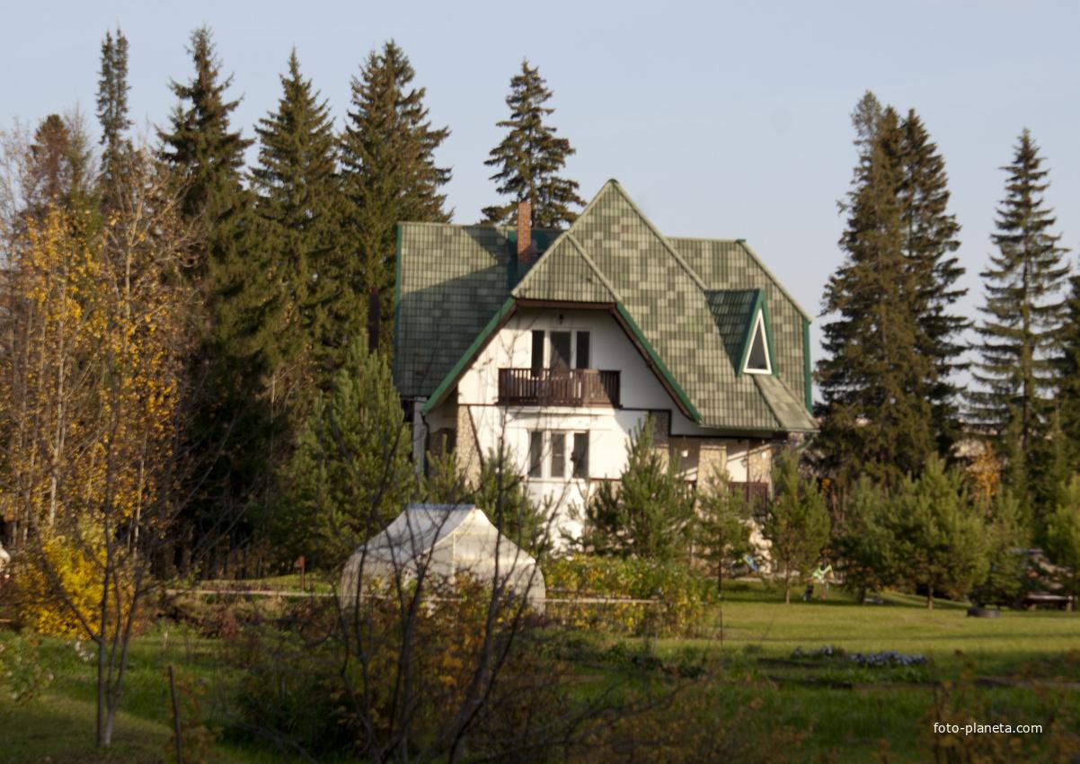 Дом в Ульяновке