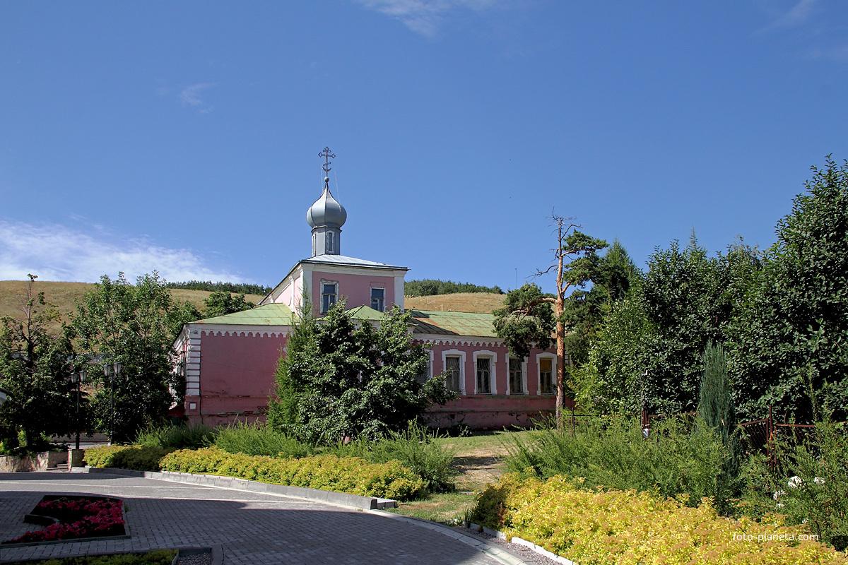 Алексиевский храм монастыря
