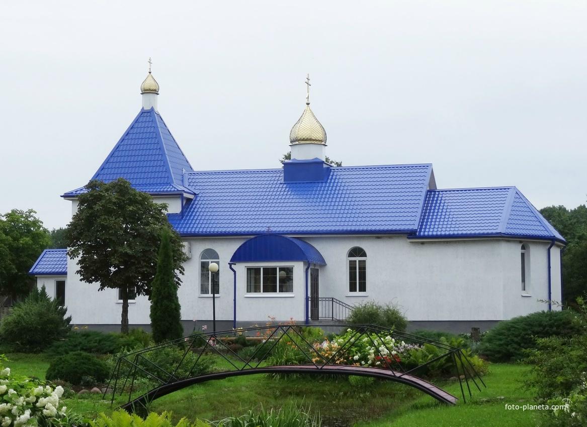 Церковь Ризоположения (Положения честной ризы Пресвятой Богородицы во Влахерне