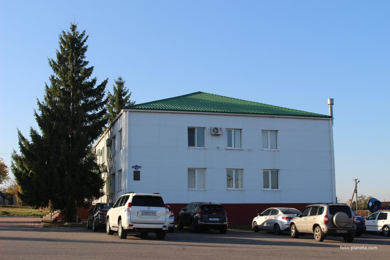 Здание администрации.