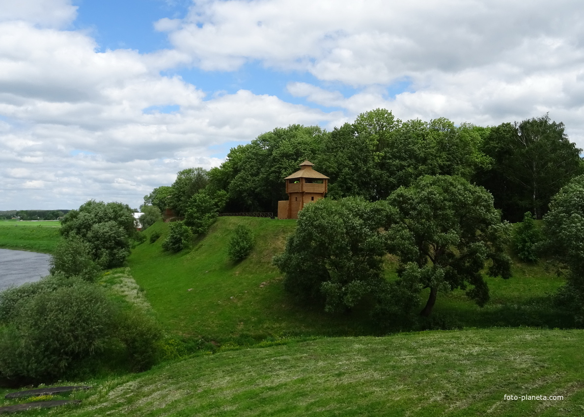Замчище Петровский вал