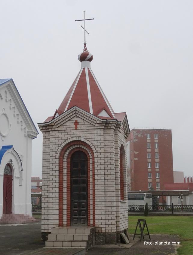 Церковь Воскресения Христова  - часовня