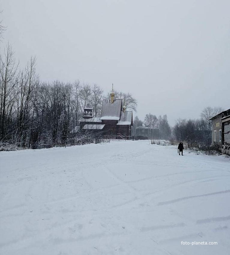 Посёлок Кегостров
