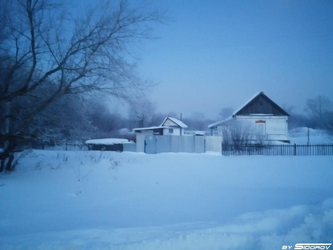 Зимний Горняк
