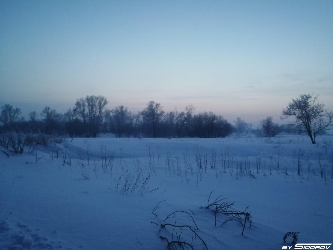 Морозная пустота