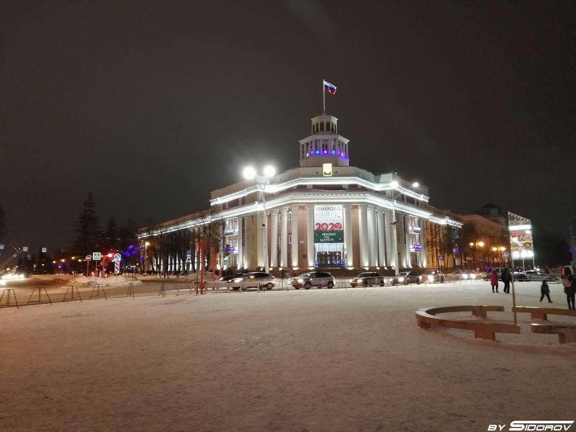 Проспект Советский, дом 54