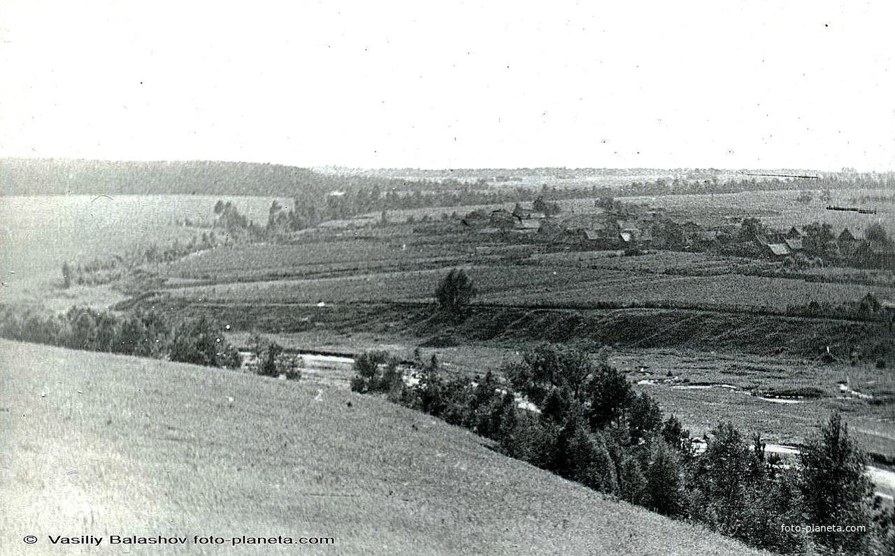 с. Керенка, 1960-е годы