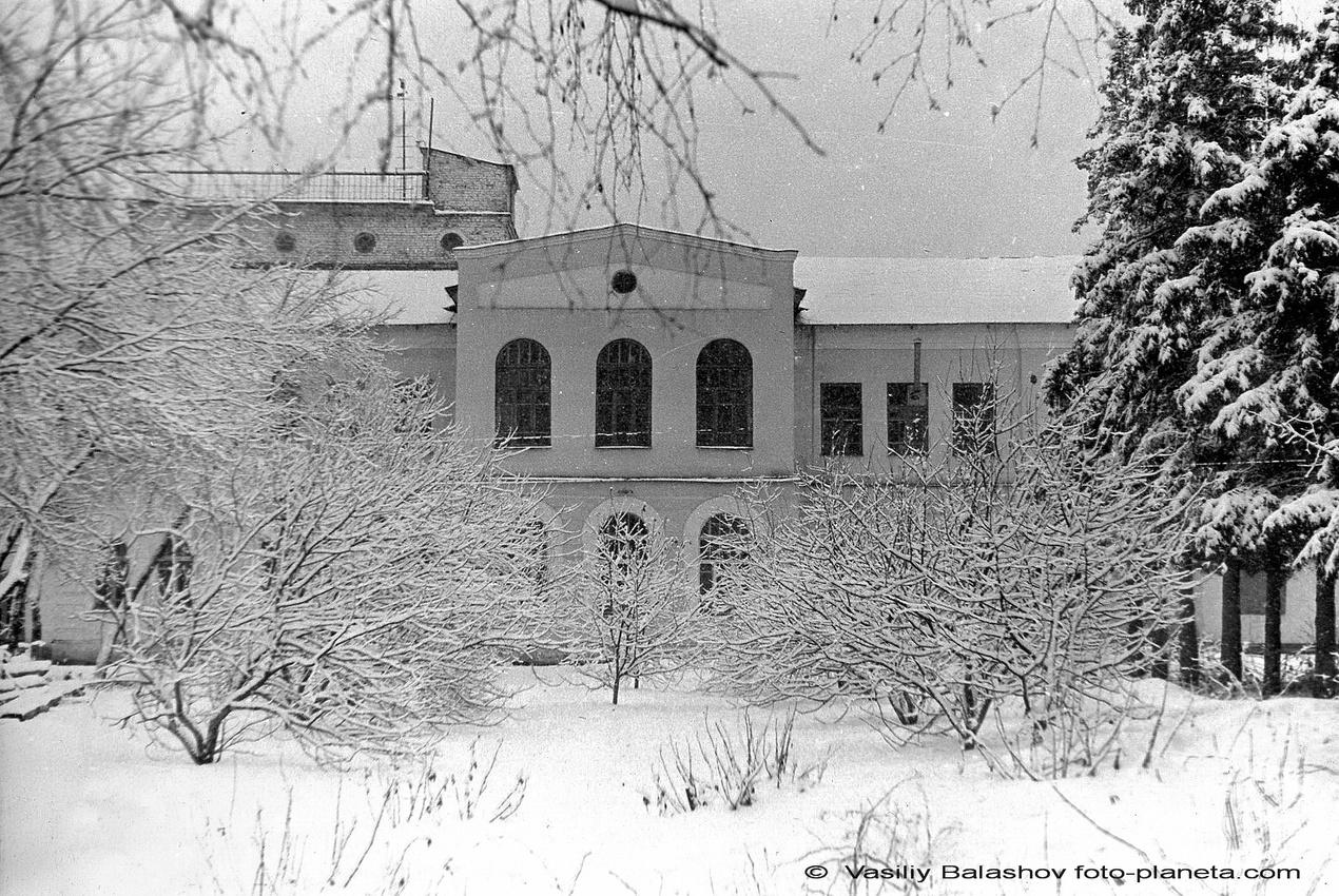 Никольская средняя школа, 1964 г.