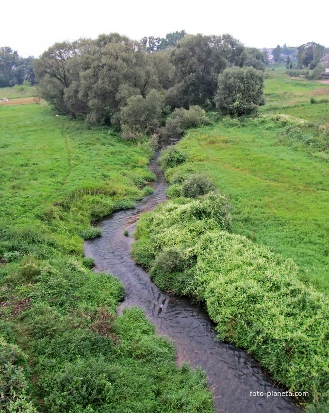 река Задубровенка