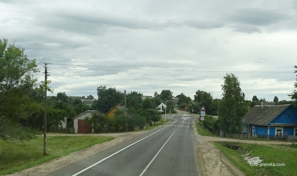 деревня Новая Мышь