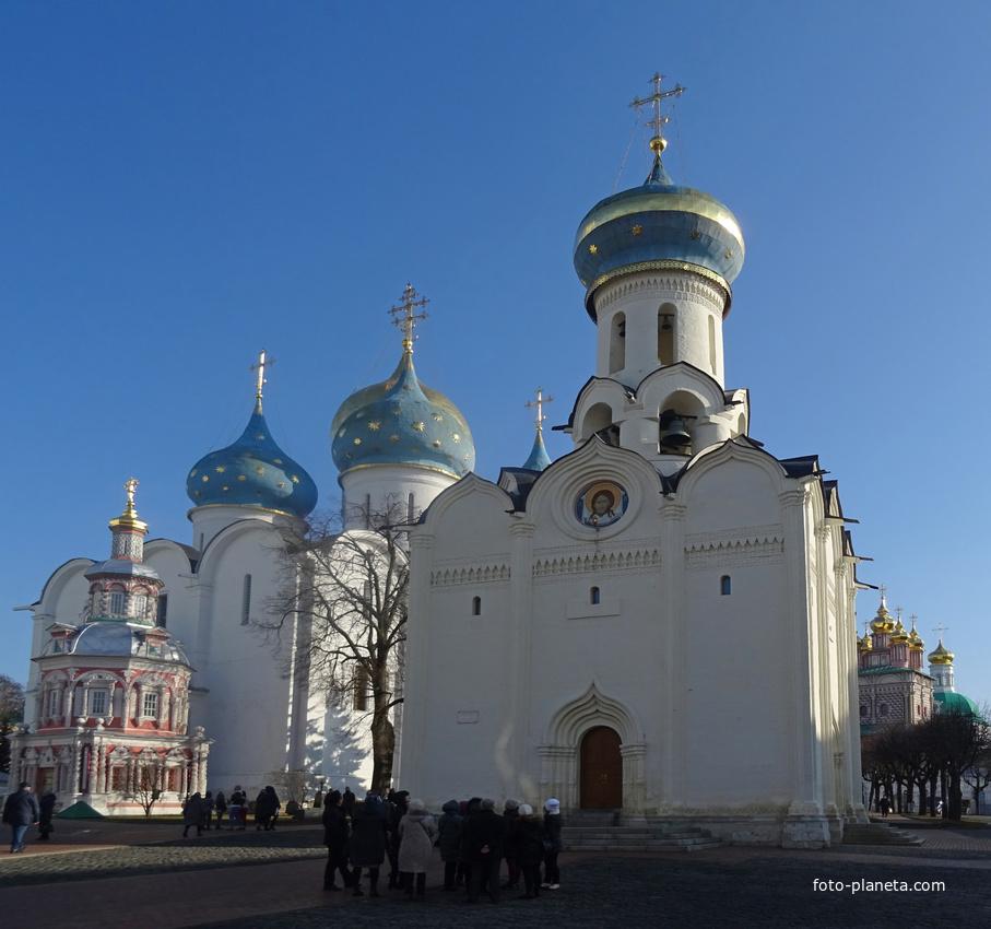 Свято-Троицкая Сергиева Лавра. Церковь Святого Духа.