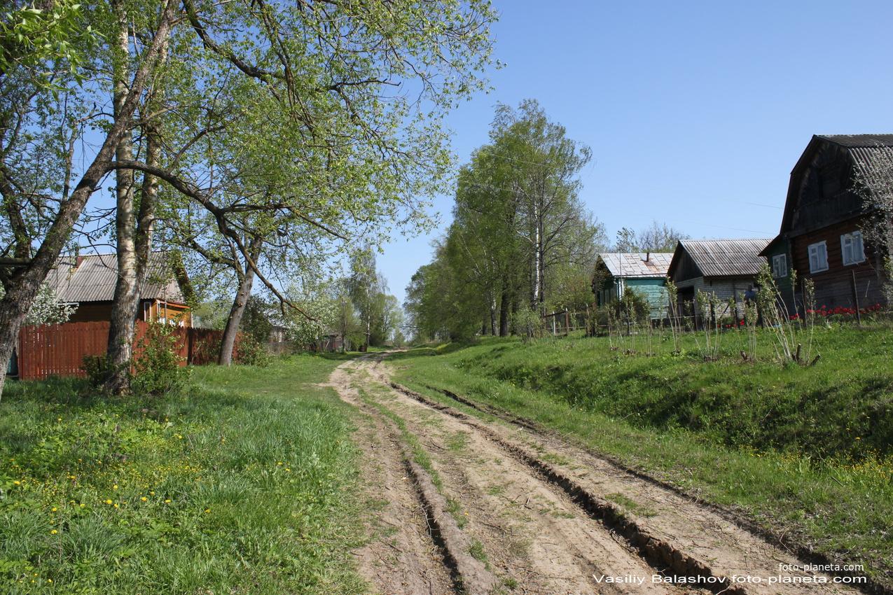 Денисово, ул. Центральная