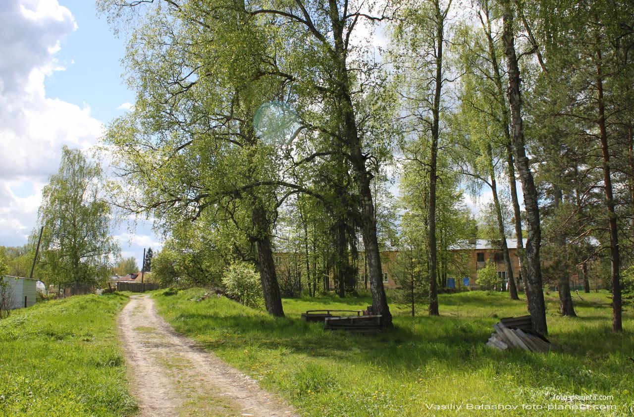 Старая дорога к Андреевскому