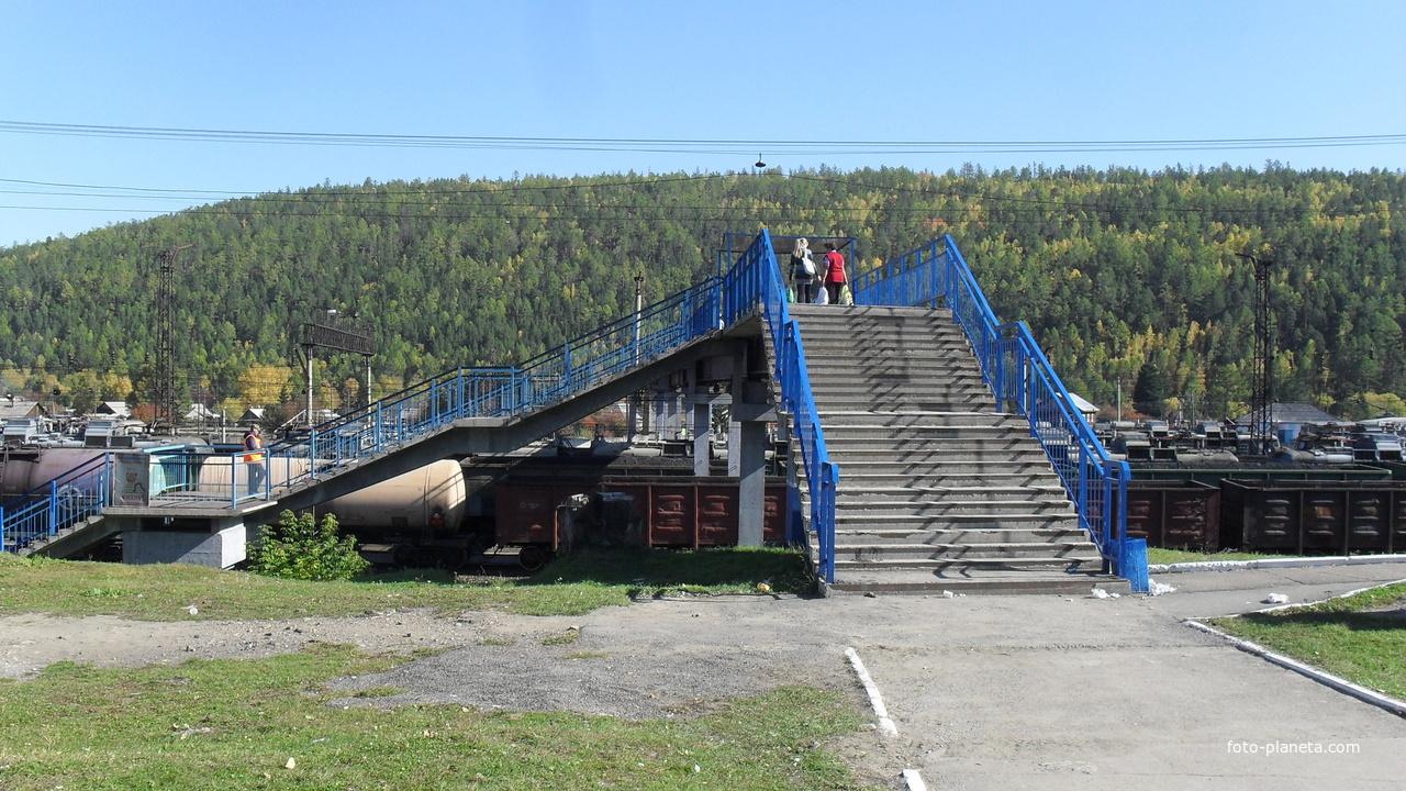 Станция Большой луг