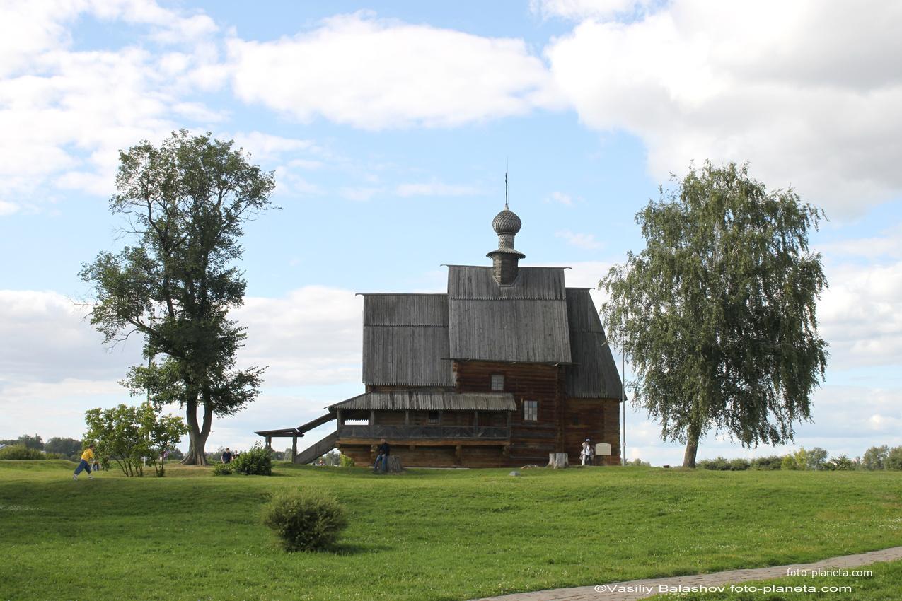 Суздаль, Никольская церковь