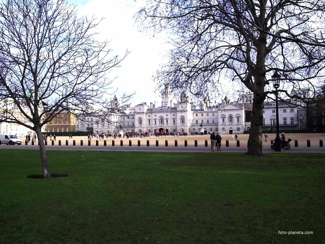 Лондон - Королевские конюшни