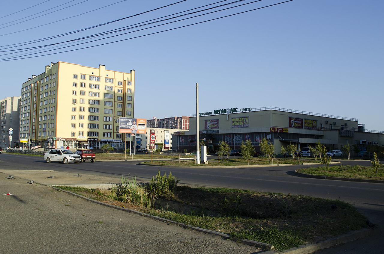 """""""Мегаполис"""". улица Калинина, 180"""
