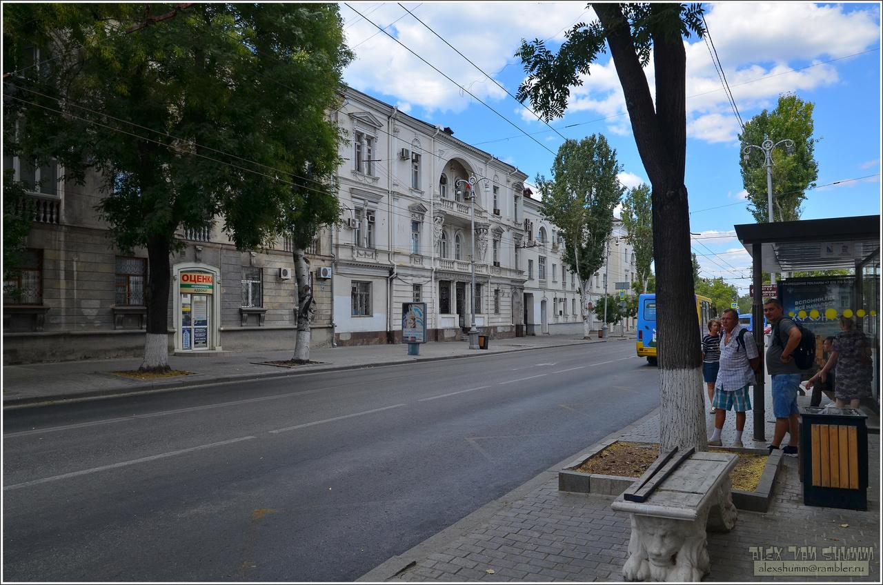 ул. Ленина.