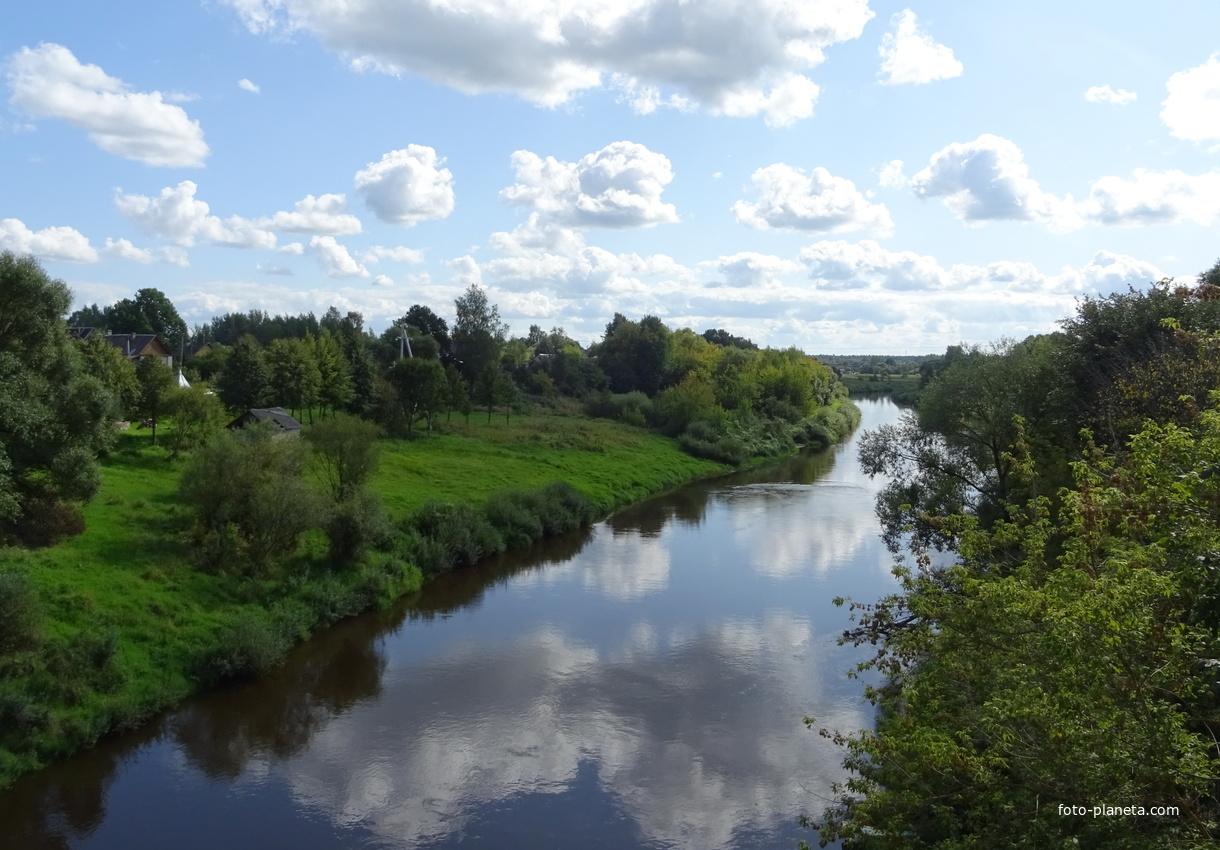 река Дрисса