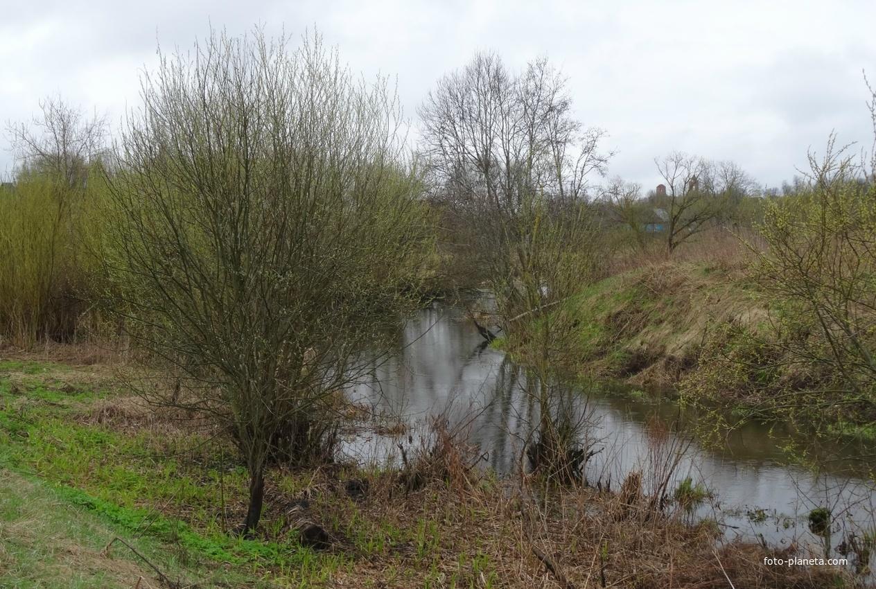 река Дерновка