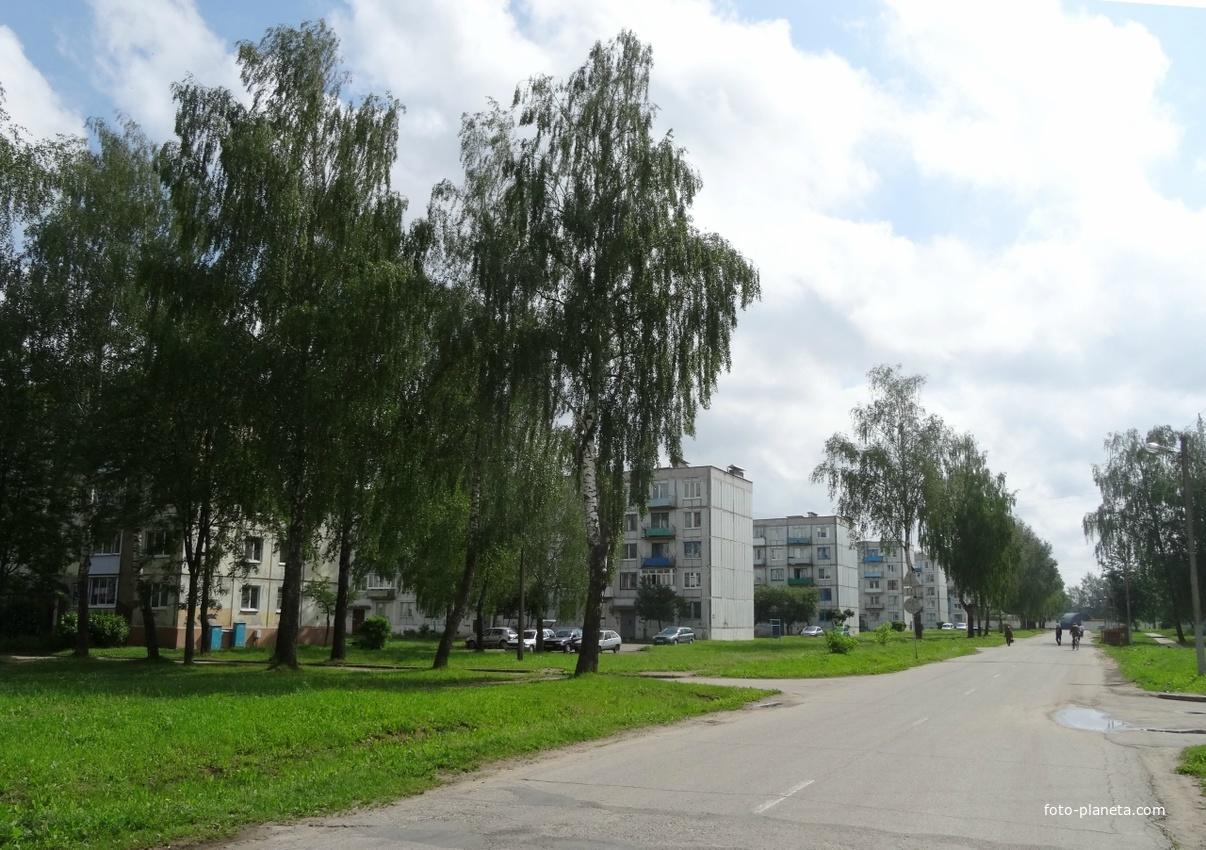поселок Болбасово