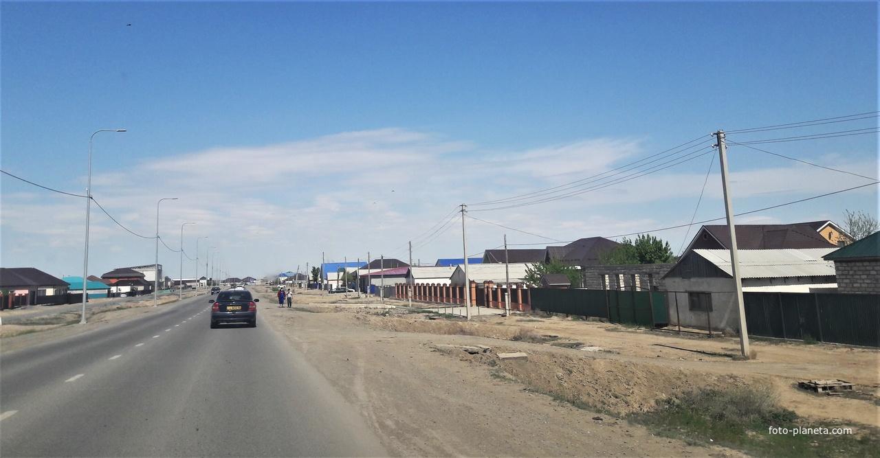 Ракуша, улица
