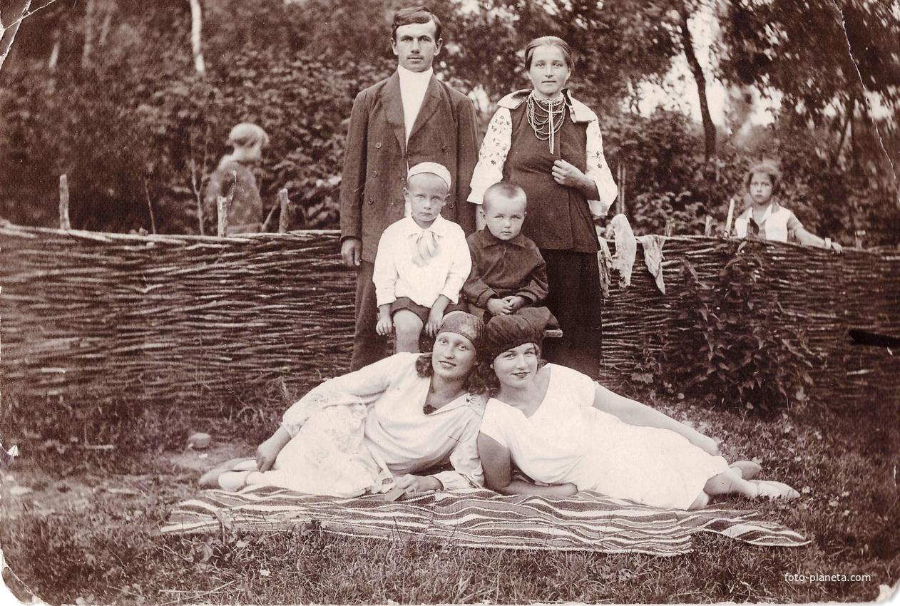 Фото конца 1920-х годов