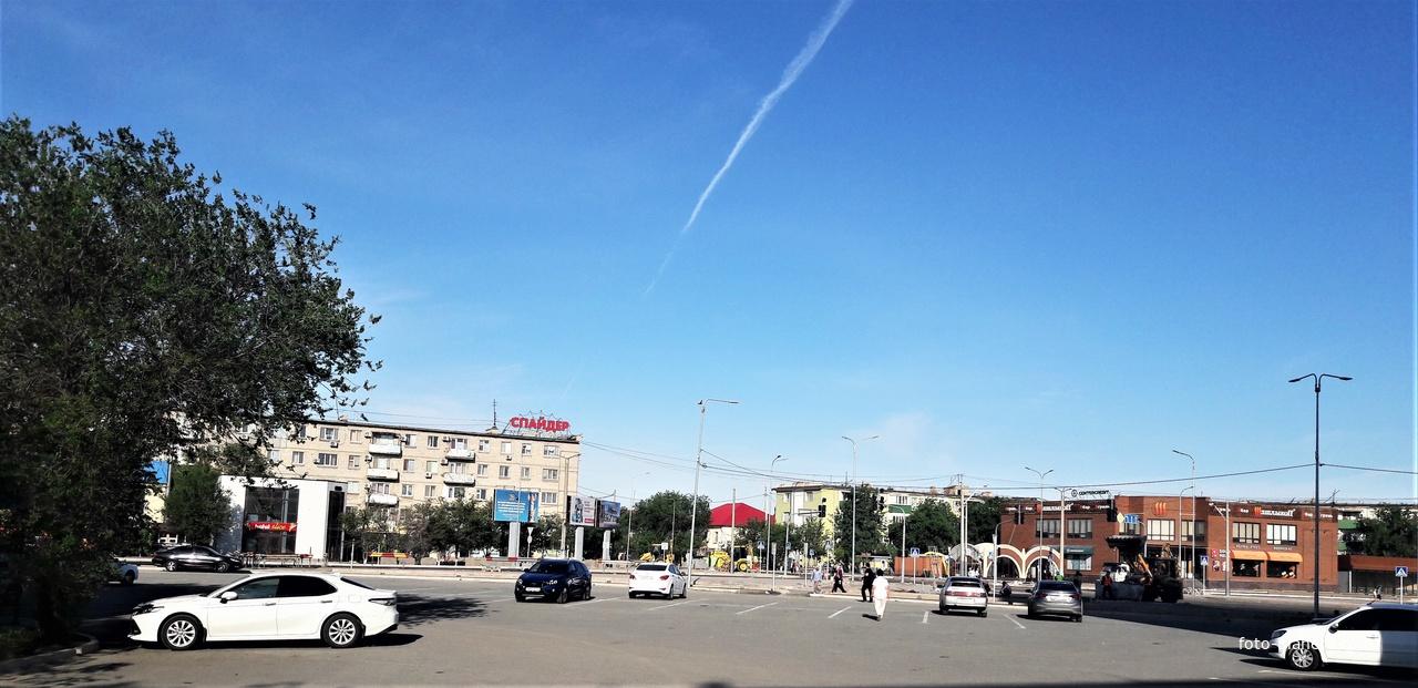 Атырау. Маслопром