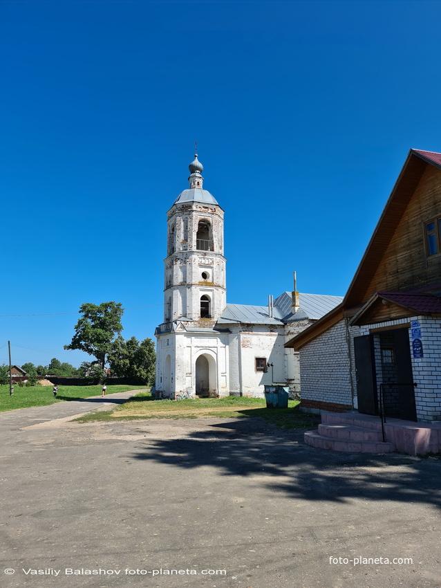 Ефремовская церковь