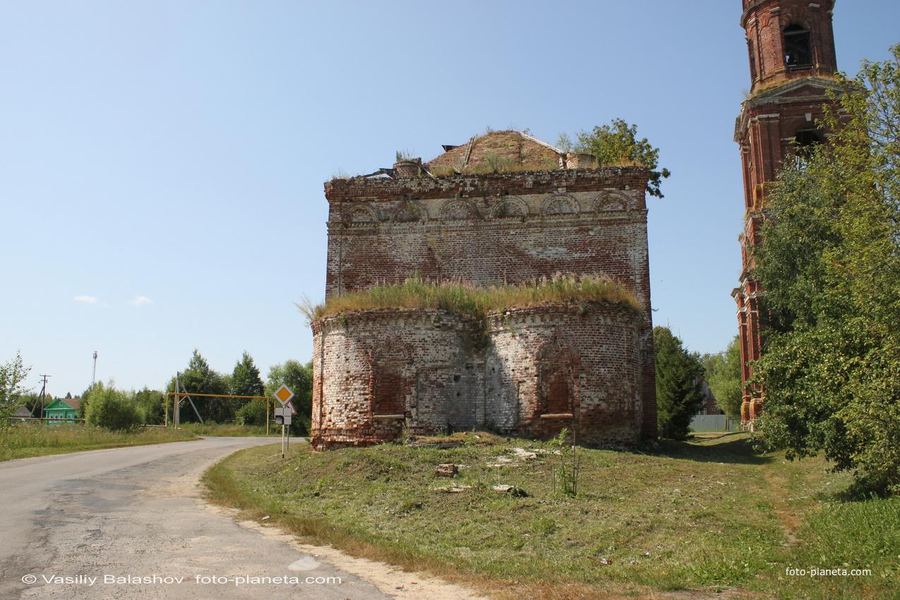 Торчино,  церковь Николая Чудотворца