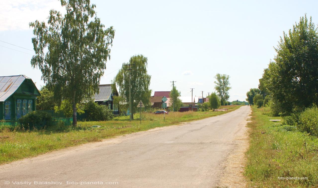 Центральная ул.