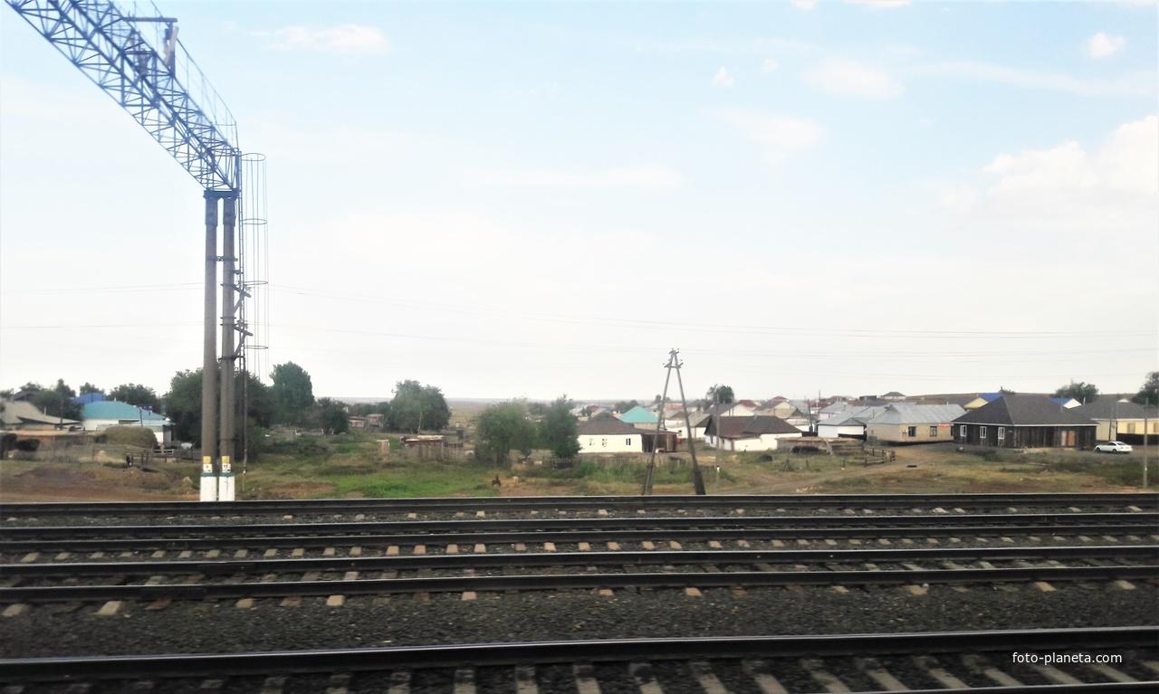 район ж.д.станций