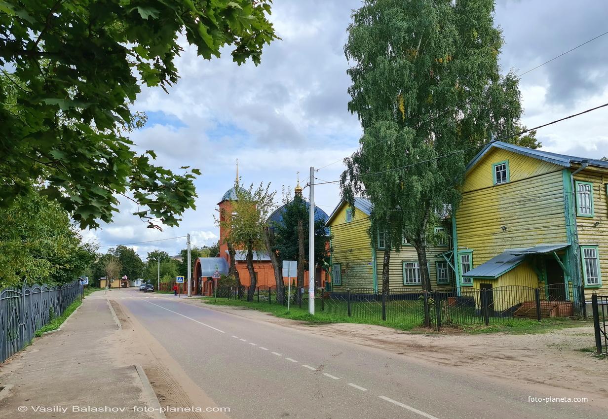 Городищи, Советская ул.